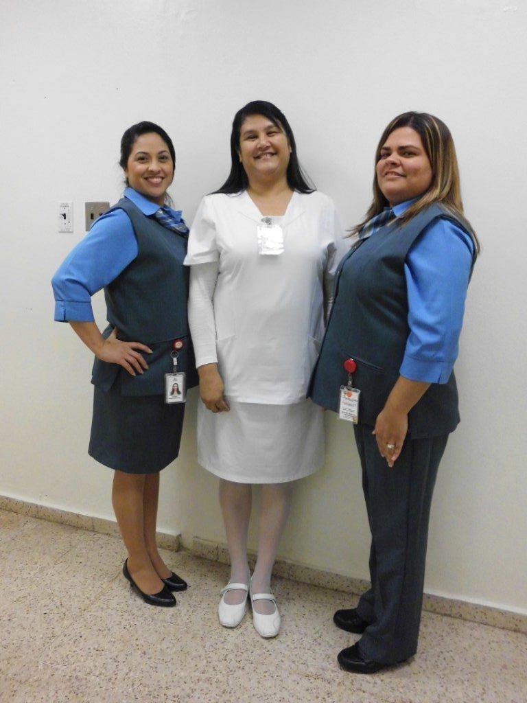 Personal de Vacunacion Atlantic Medical Center
